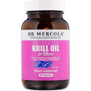 Krill Oil for women